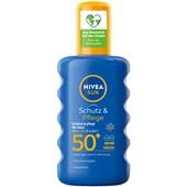 Nivea - Ochrona przed słońcem - Sun Nawilżający spray do opalania
