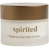 Nordic Cosmetics - Gesichtspflege - Night Cream