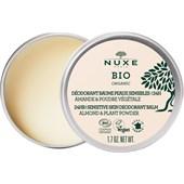 Nuxe - Nuxe Bio - 24Hr Sensitive Skin Deodorant Balm
