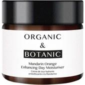 Organic & Botanic - Mandarin Orange - Enhancing Day Moisturiser