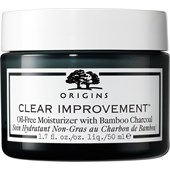 Origins - Feuchtigkeitspflege - Clear Improvement Oil-Free Moisturizer with Bamboo Charcoal