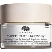 Origins - Hidratación - Three Part Harmony Nourishing Cream For Renewal, Repair And Radiance
