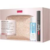 PUPA Milano - Wimperntusche - Kit Vamp! All in One & Two-Phase Make-Up Remover Spezial Size
