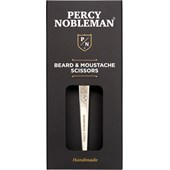 Percy Nobleman - Bartpflege Tools - Beard & Moustache Scissors
