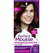 Perfect Mousse - Coloration - 3-88/388 Dunkles Rotbraun Stufe 3 Perfect Mousse Schaum-Coloration