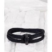 Pig & Hen - Rope Bracelets - Black | Black Tiny Tiny