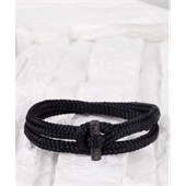 Pig & Hen - Nautische Armbänder - Black | Black Tiny Tiny
