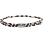 Pig & Hen - Rope Bracelets - Navy-Sand | Silver Little Lewis