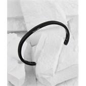 Pig & Hen - Cuff Bracelets - Army | Black Navarch 6 mm