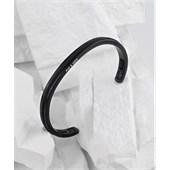 Pig & Hen - Cuff Bracelets - Black | Black Navarch 6 mm