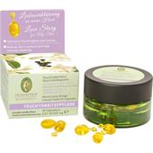 Primavera - Neroli and cassis moisturising care - Neroli Cassis Hydro Face Oil Capsules, without tinting