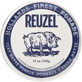 Reuzel - Haarstyling - Clay Matte Pomade Hog