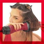 Revlon - Dryers - One-Step Salon Hair Dryer and Volumizer Titanium