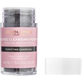 Revolution Skincare - Facial cleansing - Purifying Charcoal Intense Cleansing Powder