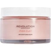 Revolution Skincare - Masken - Pink Clay Detoxifying Mask