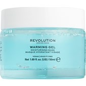Revolution Skincare - Masken - Warming Gel Moisturising Mask