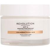 Revolution Skincare - Moisturiser - Protecting Boost For Normal To Oily Skin