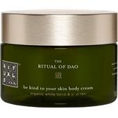 Rituals - The Ritual Of Dao - Be Kind To Your Skin Body Cream