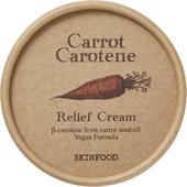 SKINFOOD - Feuchtigkeitspflege - Relief Cream