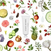 STUDIO BOTANIC - Lip & eye care - Eye cream