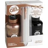 Sally Hansen - Miracle Gel - Duo Pack + Glas-Nagelfeile