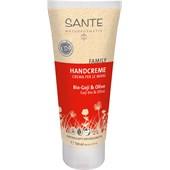 Sante Naturkosmetik - Hand care - Hand Cream Goji & Olive