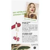 Sante Naturkosmetik - Lippenstifte - Geschenkset