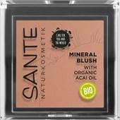 Sante Naturkosmetik - Rouge & Bronzer - Mineral Blush