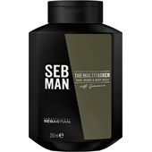 Sebastian - Seb Man - The Multitasker 3 in 1 Hair, Beard & Body Wash