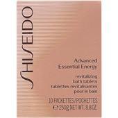 Shiseido - Advanced Essential Energy - Revitalizing Bath Tablets
