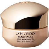 Shiseido - Benefiance WrinkleResist 24 - Intensive Eye Contour Cream
