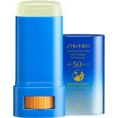 Shiseido - Schutz - Clear Suncare Stick