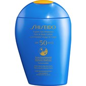 Shiseido - Suojaus - Expert Sun Protector Face & Body Lotion