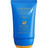 Shiseido - Protezione - Expert Sun Protector Face Cream