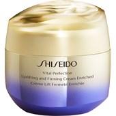 Shiseido - Vital Perfection - Uplifting & Firming Cream Enriched