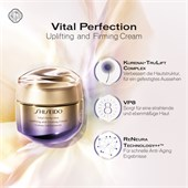 Shiseido - Vital Perfection - Uplifting & Firming Cream Enriched