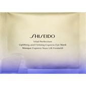 Shiseido - Vital Perfection - Uplifting and Firming Express Eye Mask