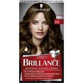 Brillance - Coloration - 884 Kakaobraun Stufe 3 Intensiv-Color-Creme