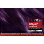 Brillance - Coloration - 888 Dunkle Kirsche Stufe 3 Intensiv-Color-Creme