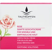 TAUTROPFEN - Rose Soothing Solutions - Sanfte Gesichtscreme