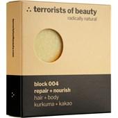 Terrorists of Beauty - Soaps - Block Repair + Nourish