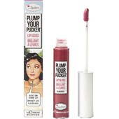 The Balm - Lip Gloss - Plump Your Pucker Lip Gloss
