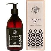 The Handmade Soap - Bergamot & Eucalyptus - Shower Gel