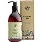 The Handmade Soap - Lavender & Rosemary - Shower Gel
