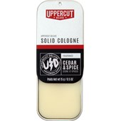 Uppercut Deluxe - Duft - Cedar & Spice Solid Cologne