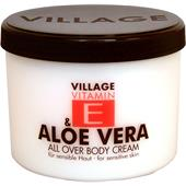 Village - Vitamin E - Body Cream