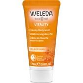 Weleda - Duschpflege - Sanddorn Vitalisierungsdusche