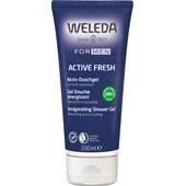 Weleda - Men's care - Men Aktiv-Shower Gel