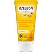 Weleda - Pregnancy and baby care - Baby Calendula Balsam do mycia i szampon