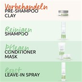 Wella - Elements - Purifying Pre-shampoo Clay